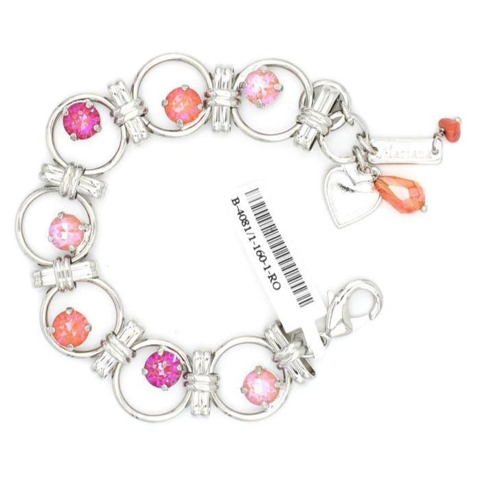 Sparkeltini Collection Link Bracelet