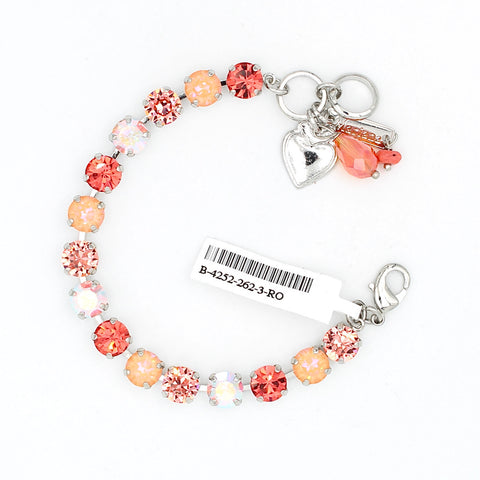 Lovers Coral Collection Must Have Crystal Bracelet