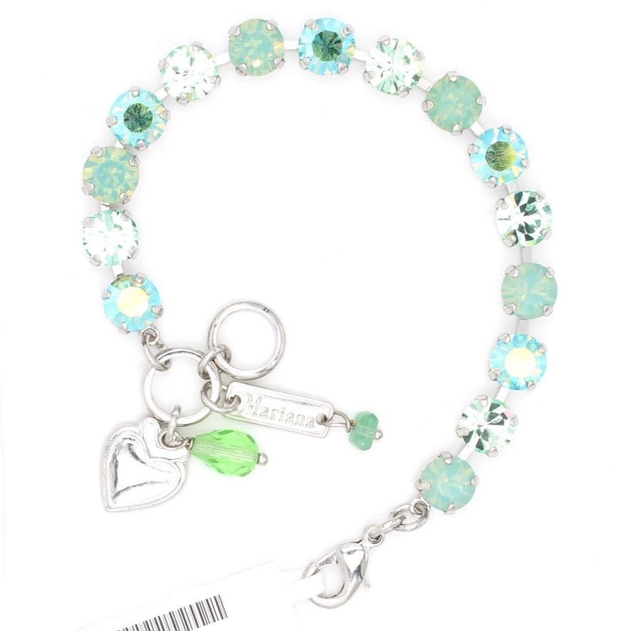 Green Ice Must Have Crystal Bracelet