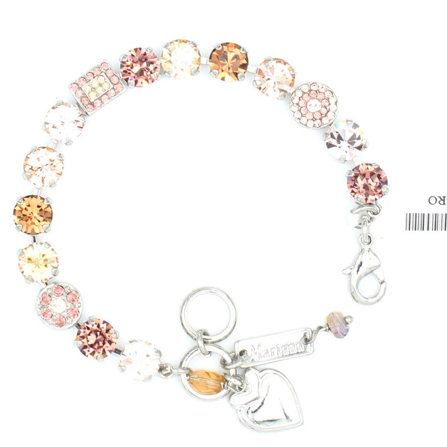 Meadow Brown Collection Must Have Ornate Crystal Bracelet