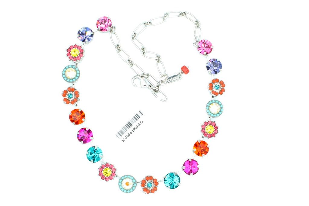 Poppy Collection Lovable Crystal Necklace