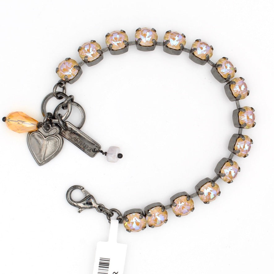 Horizon Sunkissed Must Have Crystal Bracelet in Gray