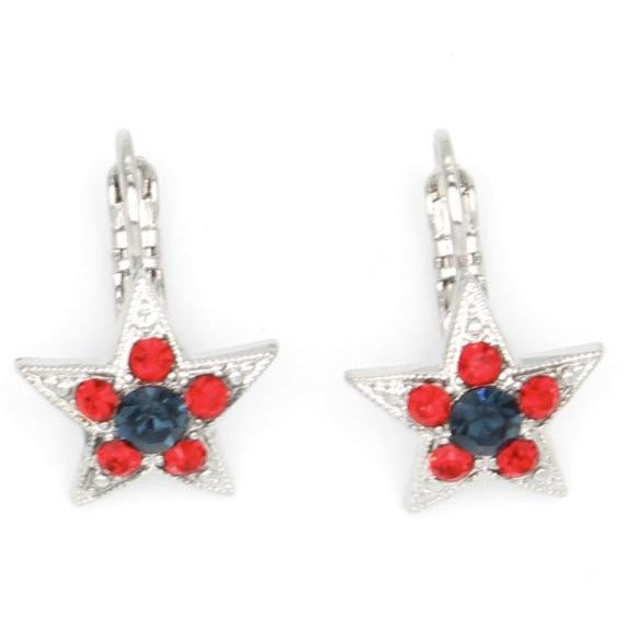 Patriot Collection Star Earrings
