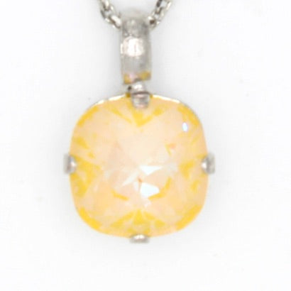 Sunkissed Sunshine Lovable Pendant Necklace