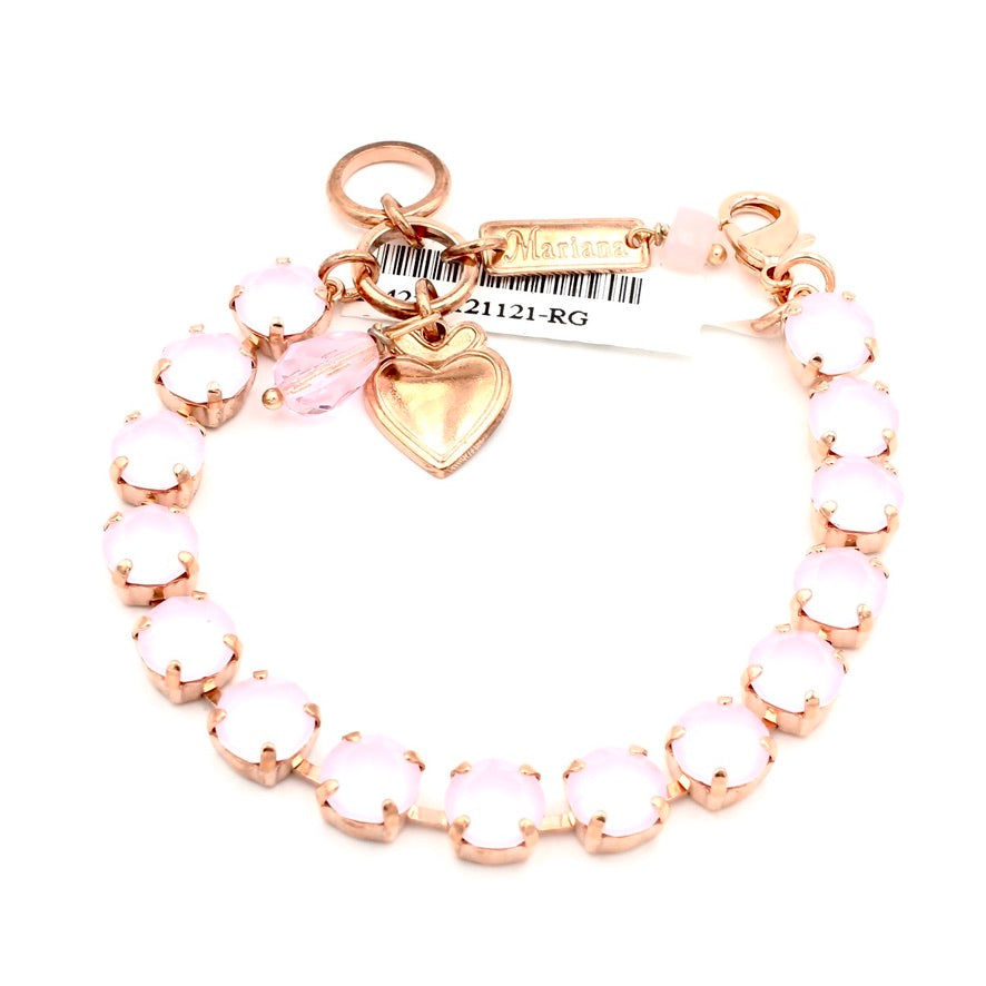 Sunkissed Rose Must Have Crystal Bracelet in Rose Gold