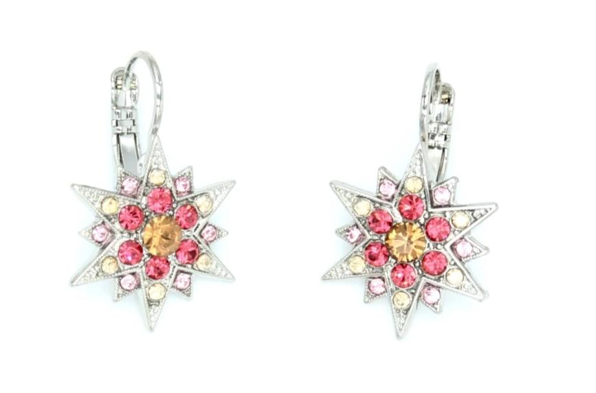 Gingerbread Collection Star Earrings