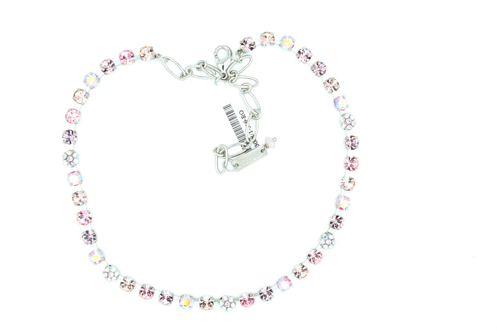 Pink Flamingo Collection 6MM Crystal Necklace