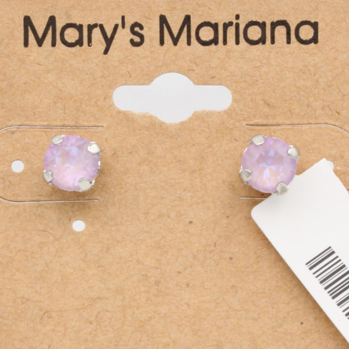 Lavender Sunkissed 6MM Earrings **POSTS**