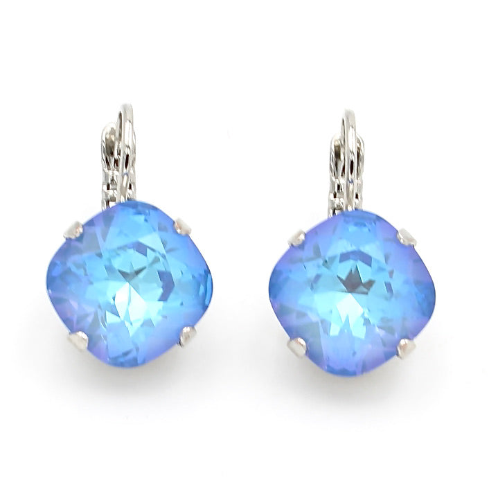 Ocean Sunkissed 12MM Square Earrings