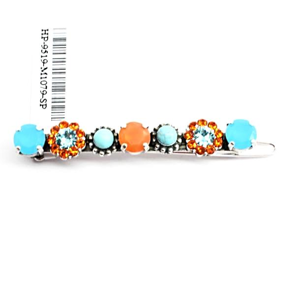 Serengeti Collection Crystal Barrette