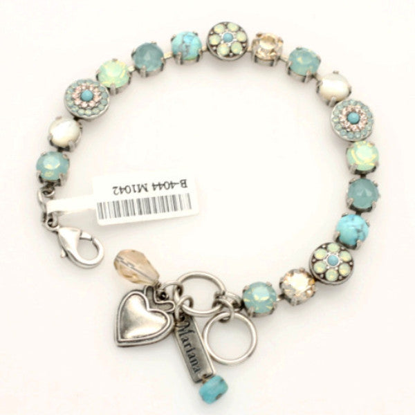 Summer Palace Collection Ornate Crystal Bracelet
