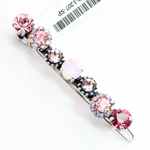 Smashing Pink Collection Crystal Barrette