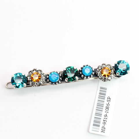 Selene Collection Crystal Barrette