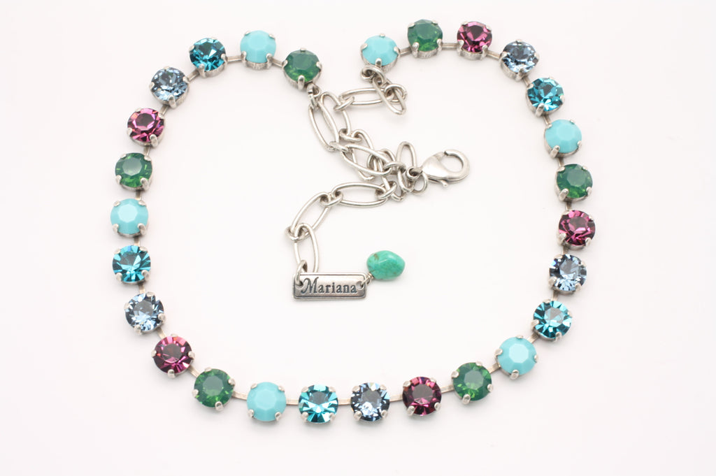 Inspire Collection Medium Crystal Necklace