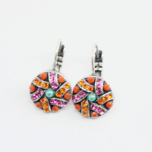 Masai Collection Crystal Earrings