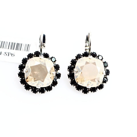 Adeline Collection Crystal Earrings