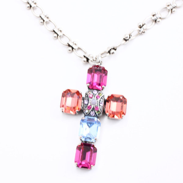 Joy Collection Cross Pendant Necklace **PRE ORDER**