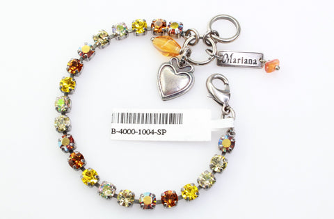 Yellow Brick Road Petite Crystal Bracelet