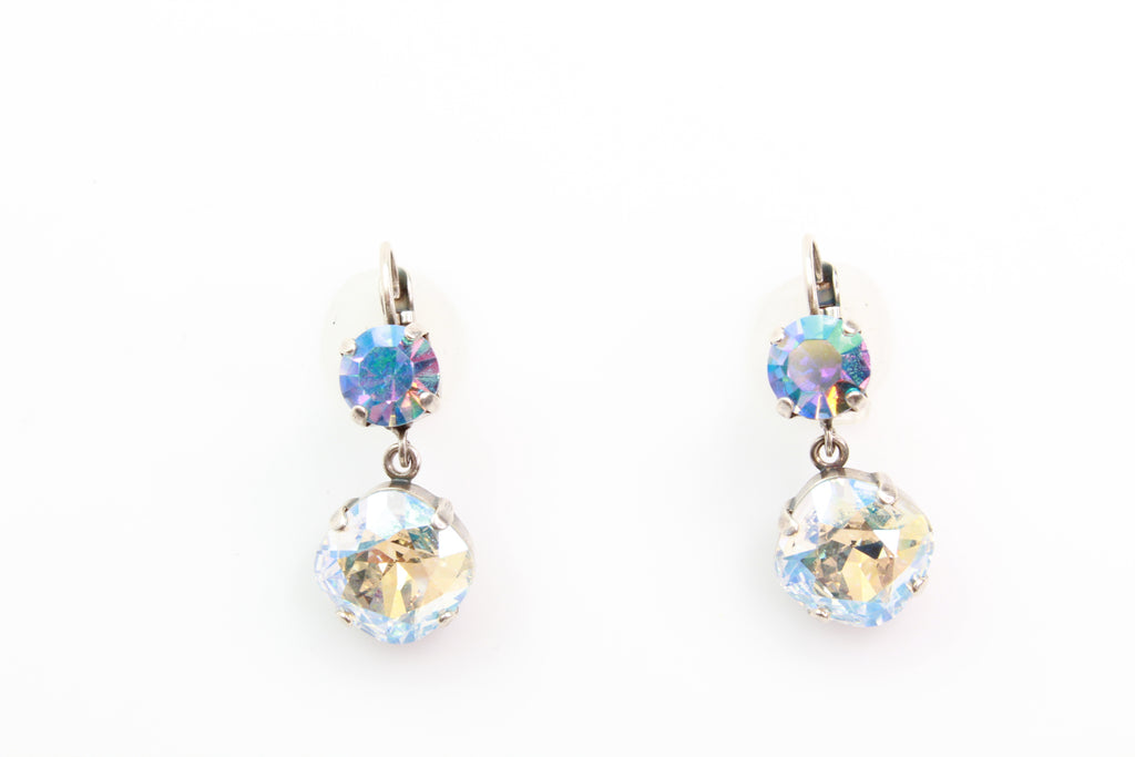 Italian Ice 12MM Dangle Earrings