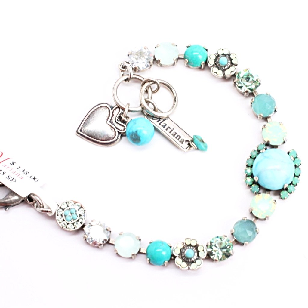 Mojito Collection Crystal Bracelet