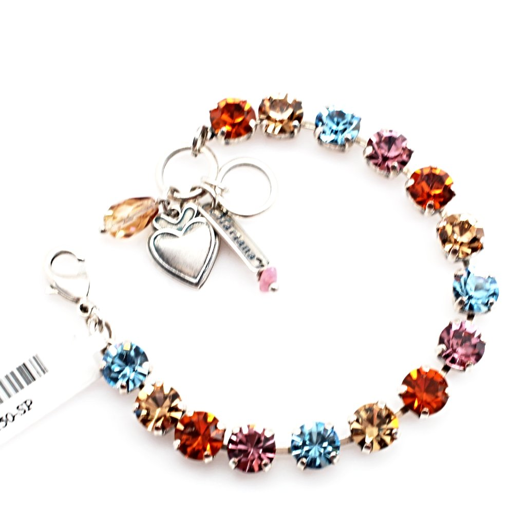Friendship Collection Medium Crystal Bracelet
