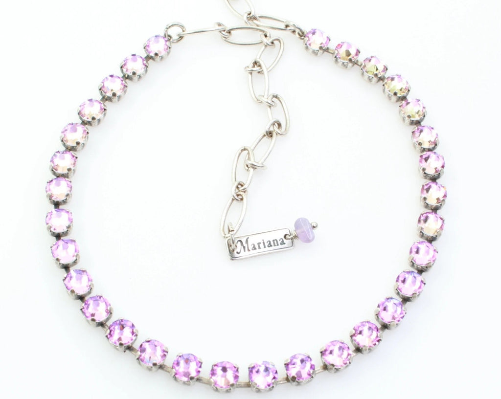 Vitral Light 7MM Crystal Necklace