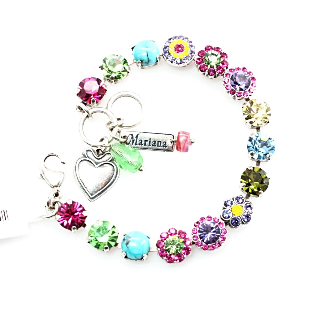 Cuba Collection Medium Flower Bracelet