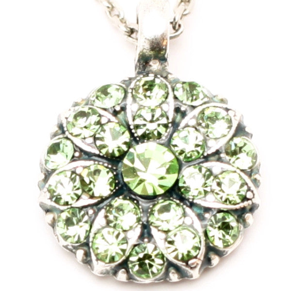 next peridot bezel birthstone and prev product sterling in a necklace silver wrought