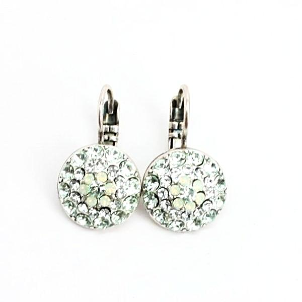 Mojito Collection Multi Crystal Earrings