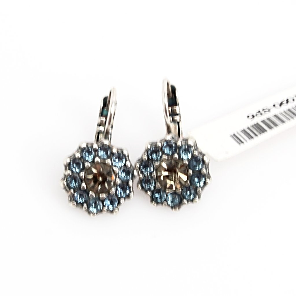 Gaea Collection Crystal Earrings