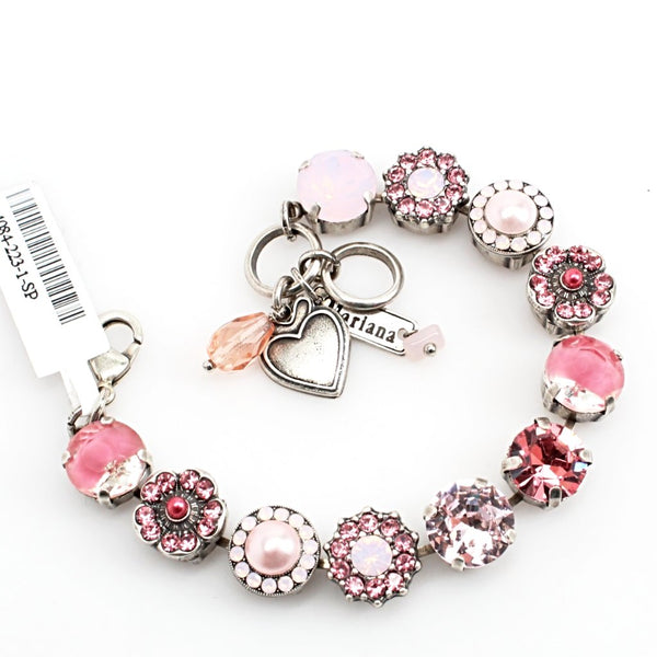 Antigua Collection Large Crystal Bracelet