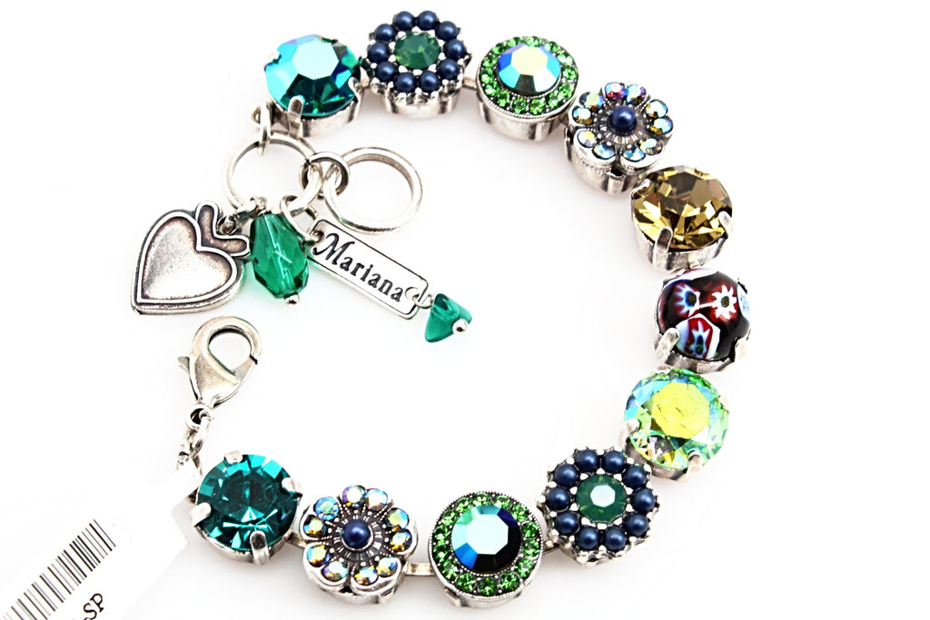 Emerald City Collection Large Crystal Bracelet