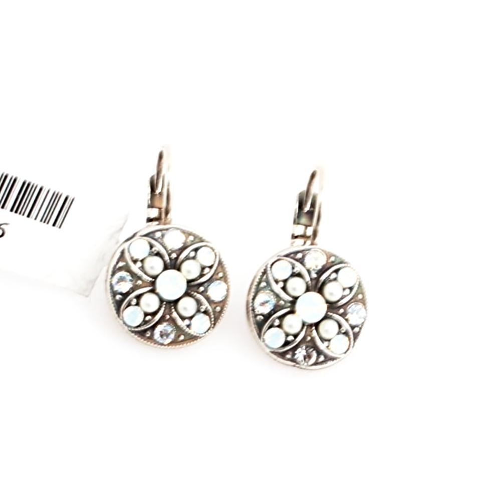 Bermuda Collection Crystal Earrings