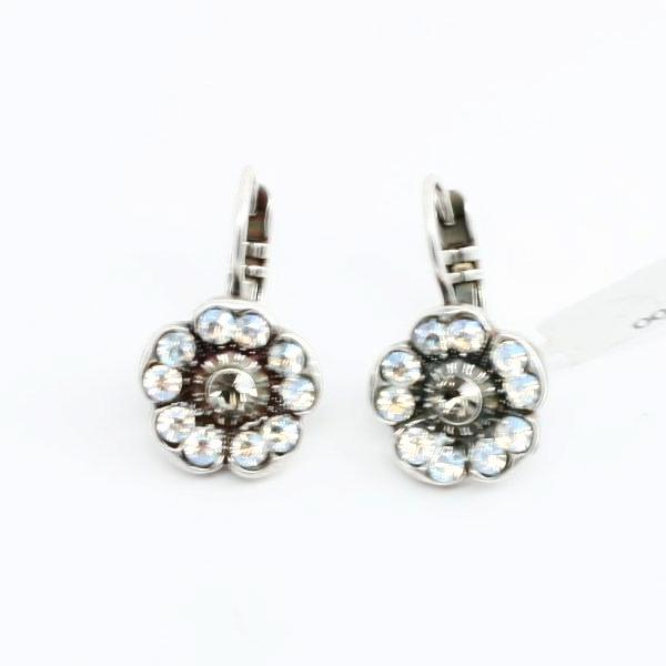 Adeline Collection Flower Earrings