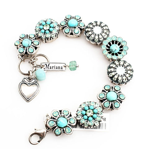 Athena Collection Signature Crystal Bracelet