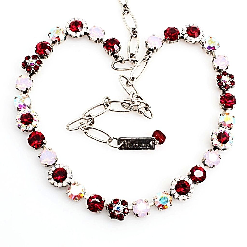 True Romance Collection Crystal Necklace