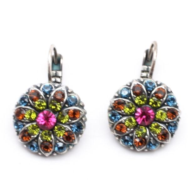 Crown Jewels Collection Ornate Sparkly Earrings
