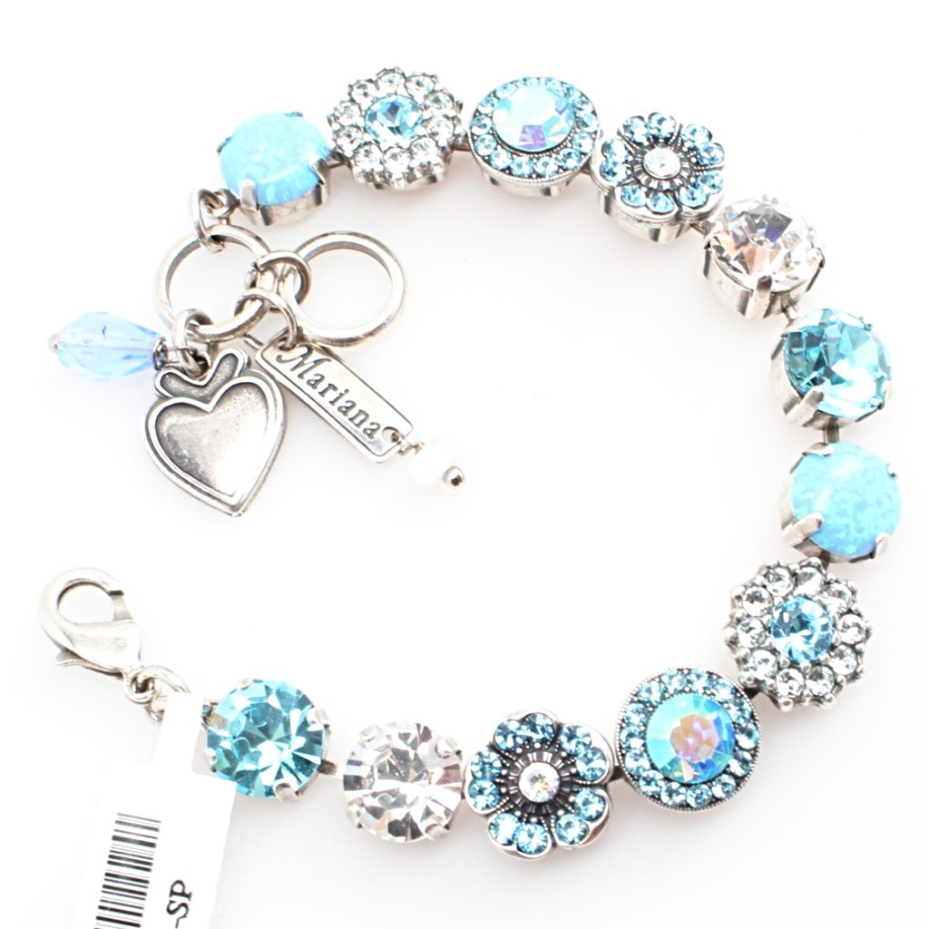 Italian Ice Large Crystal Bracelet