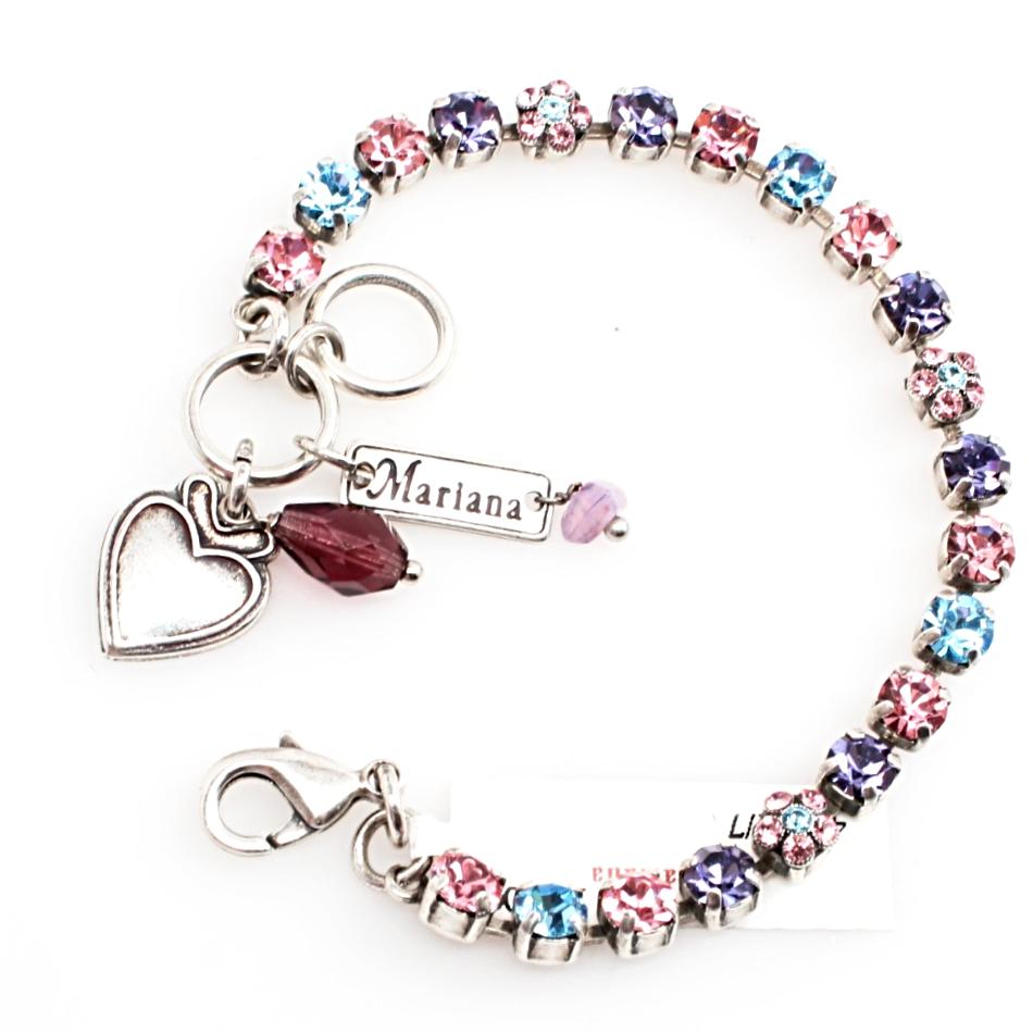 Cotton Candy Collection Petite Crystal Bracelet