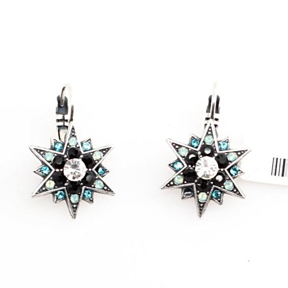 Cannoli Collection Star Earrings