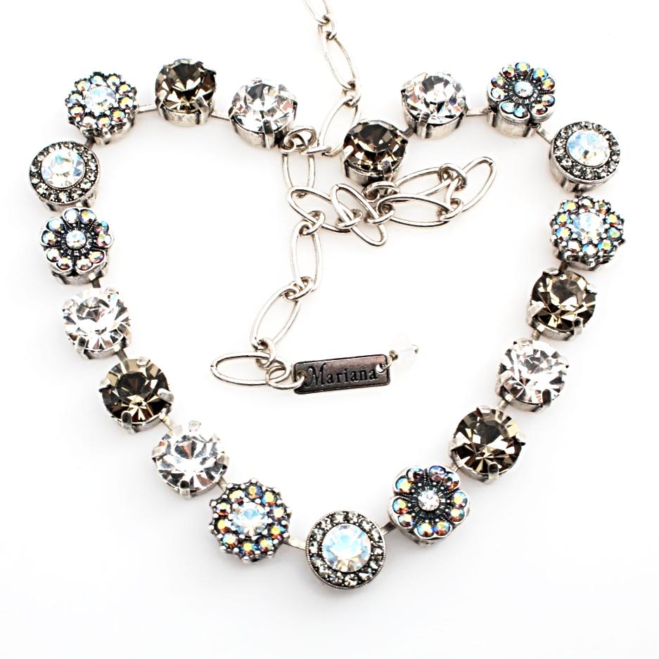 Ice Collection Classic Crystal Necklace
