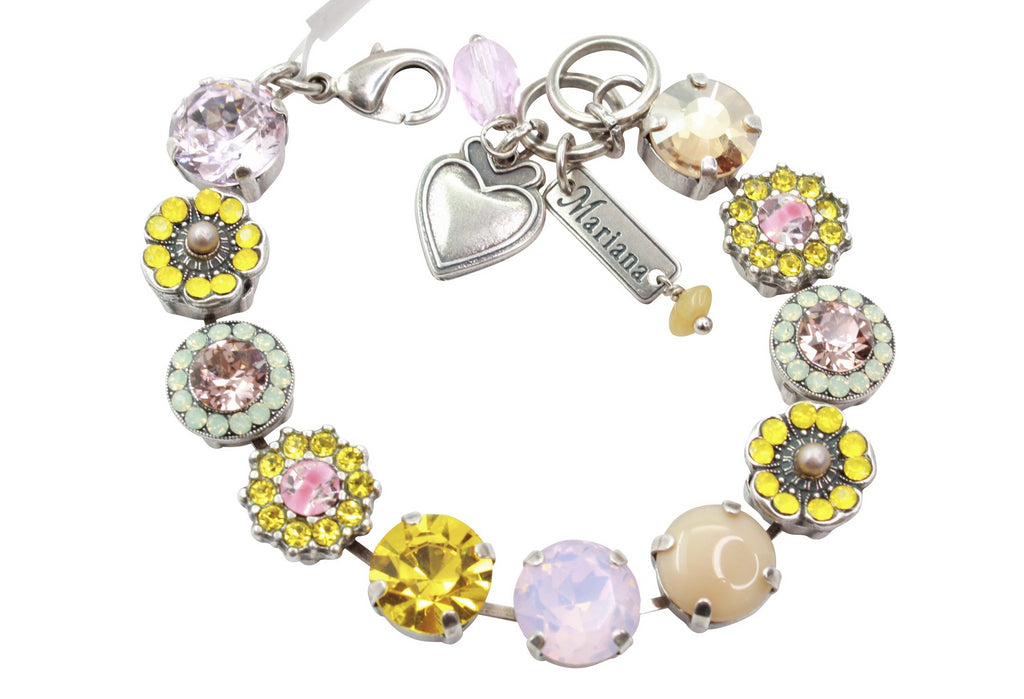 Lantana Collection Classic Large Crystal Bracelet