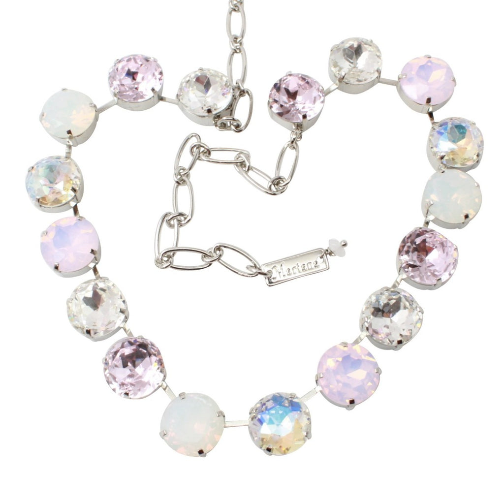 Snowflake Collection Extra Large 15MM Crystal Necklace