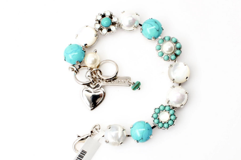Polar Paradise Collection Crystal Bracelet