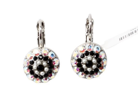 Blizzard Collection Multi Crystal Earrings