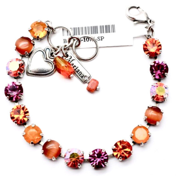 Lady Marmalade Medium Crystal Bracelet