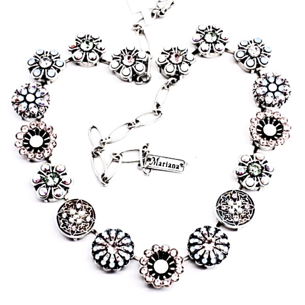 Cosmo Collection Signature Crystal Necklace