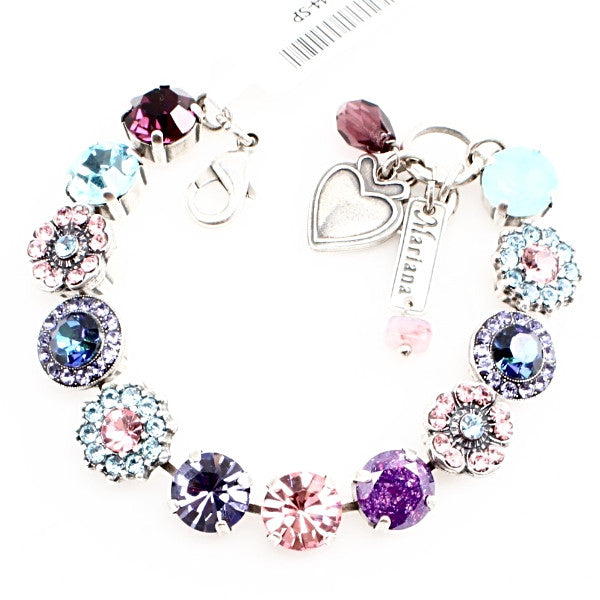 Cotton Candy Large Crystal Bracelet