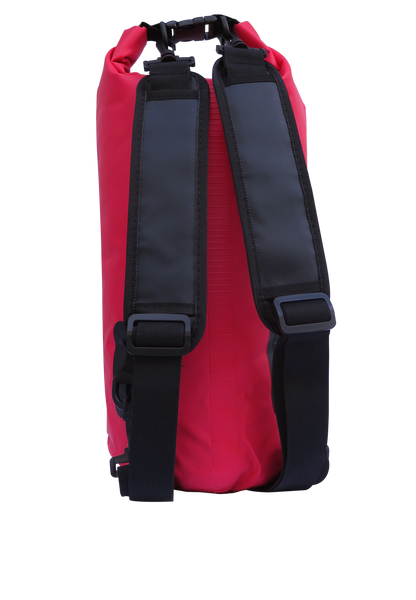 Adventure Dry Bag Size 10L (Baywatch Red Classic Backpack)