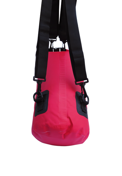 [LIMITED EDITION: Life Begins] Adventure Dry Bag Size 10L (Baywatch Red Backpack)